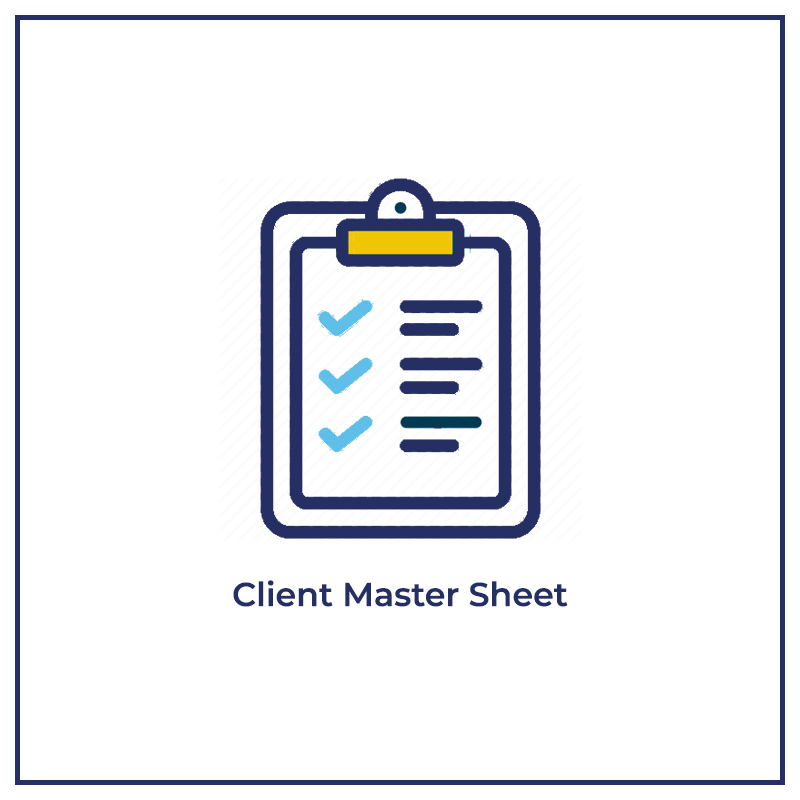 Client Master Sheet