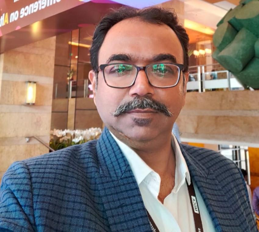 Manish K Dodia